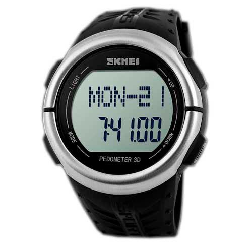 Часы SKMEI (пульсометр, шагомер)